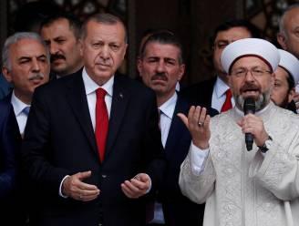 Erdogan steunt Turkse clericus die stelt dat homoseksualiteit ziektes en verval veroorzaakt