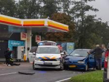 Automobilist die ervandoor ging bij politiecontrole nog steeds voortvluchtig