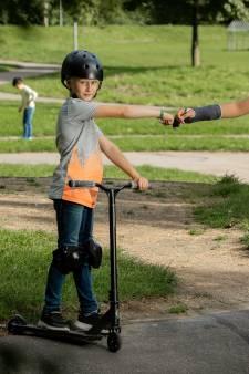 Beuningse politiek luistert naar Eli (9) en Robin (10): skatepark lijkt onderweg