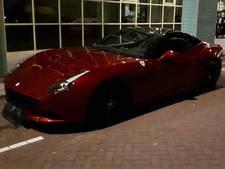 Deelnemer trouwstoet moet Ferrari inleveren