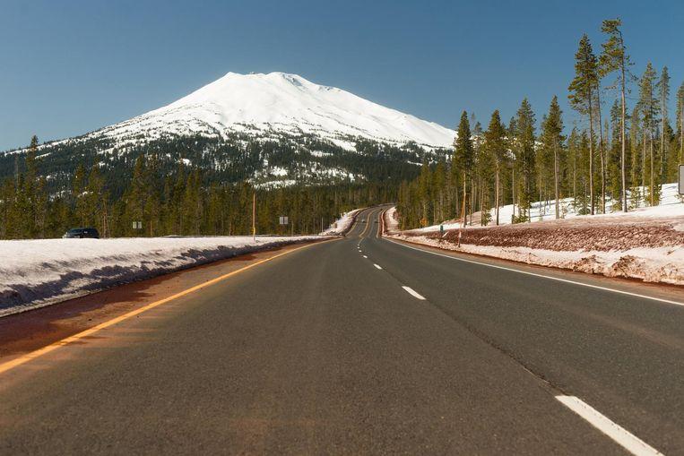 Mt. Bachelor, Oregon. Beeld thinkstock