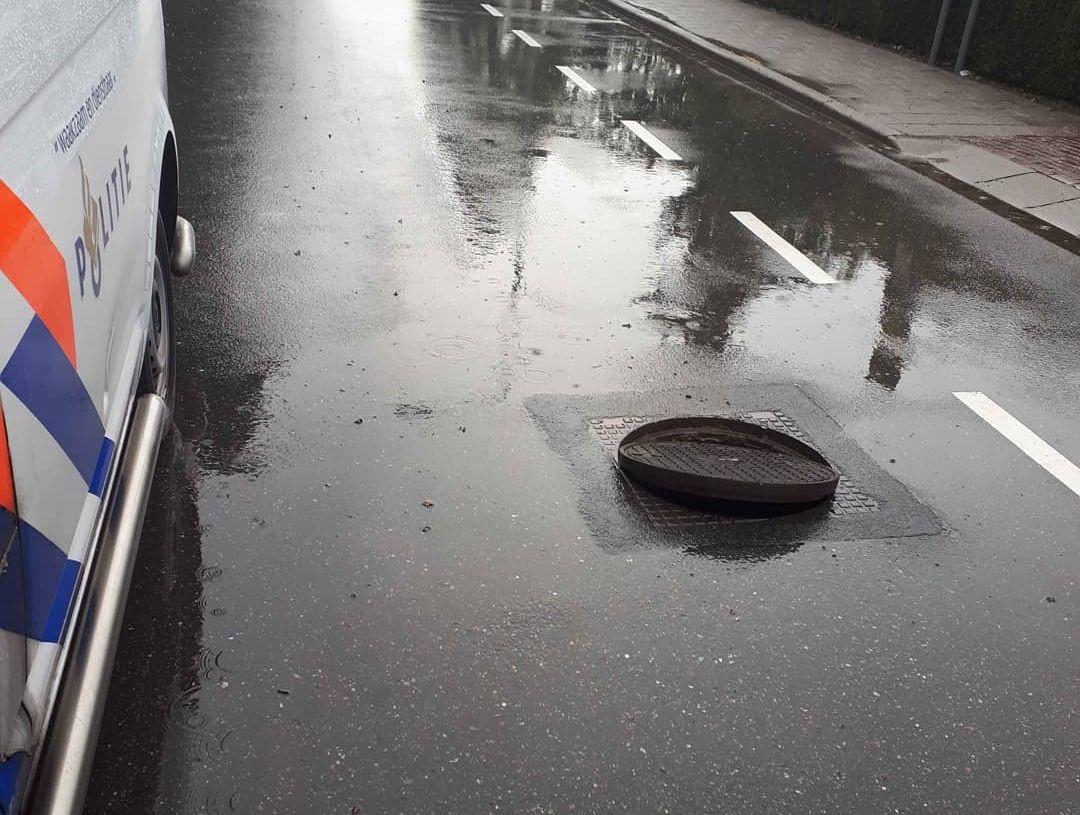 Wateroverlast in Breedeweg wordt teruggedrongen.
