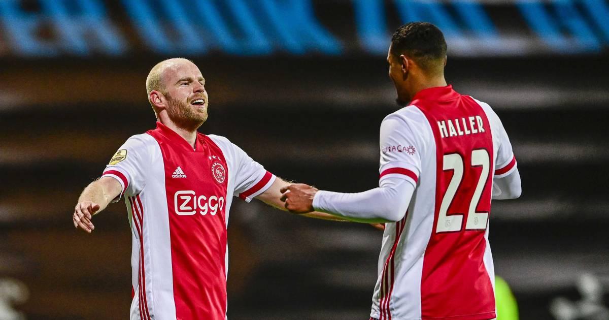 Klaassen geniet van klik met Haller: 'Hij vormt voor ons een soort uitlaatklep' - AD.nl