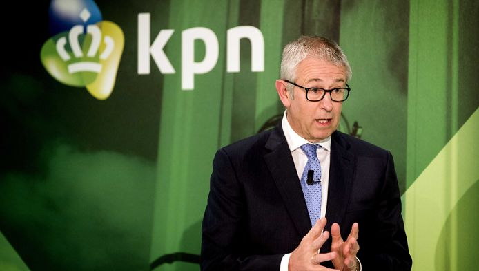 KPN-topman Eelco Blok