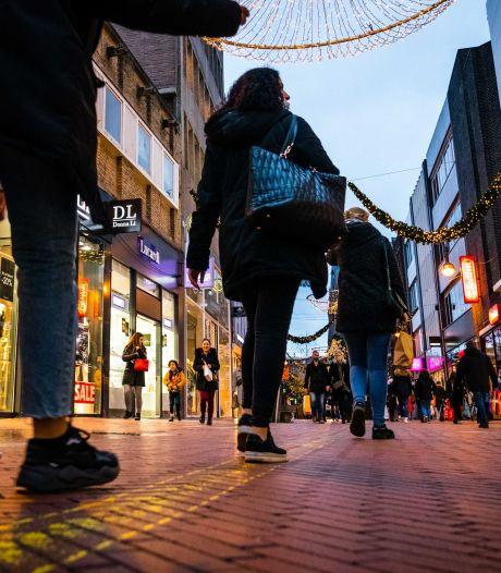 Winkeliers zetten vorige maand bijna 10 procent meer om