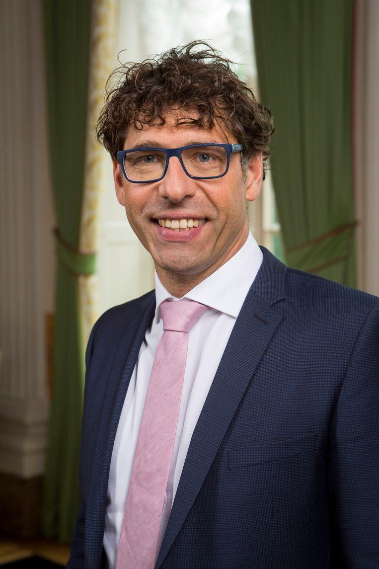Edward Stigter, gedeputeerde provincie Noord-Holland (Klimaat en Energie) Beeld provincie Noord-Holland