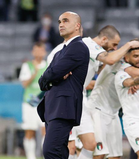 """Roberto Martinez sera encore le sélectionneur des Diables à la rentrée: """"Aucune raison de changer"""""""