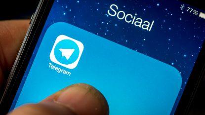 Veiligheidslek in berichtenapp Telegram