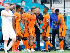 Oud-bondscoach De Boer: 'Zonder rode kaart honderd procent zeker gewonnen van Tsjechië'