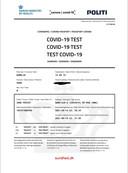 Zo ziet het Deense certificaat van Sven Dumelie eruit.