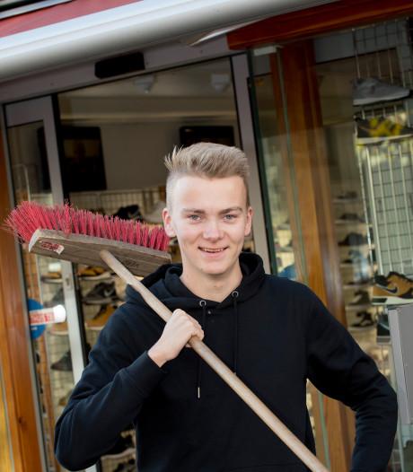 'In juni ben ik klaar, dan wil ik verder  in Nijmegen'