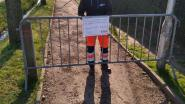 Nieuwe bodembedekking voor Finse piste (nu ze toch dicht moet door corona)
