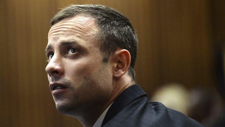 Oscar Pistorius. Beeld reuters