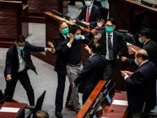 Nieuwe omstreden Hongkongse wet maakt beledigen Chinees volkslied strafbaar