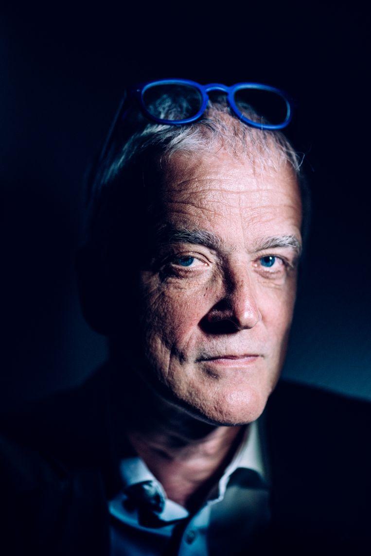 Herman Van Goethem: 'Ik ben broos, kwetsbaar, emotioneel.' Beeld Stefaan Temmerman
