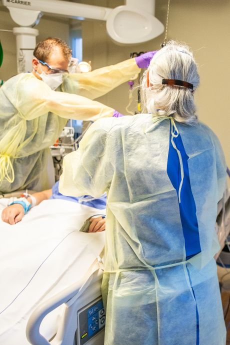 Coronadrukte in Dordts ziekenhuis loopt de spuigaten uit, spoedeisende hulp tijdelijk gesloten