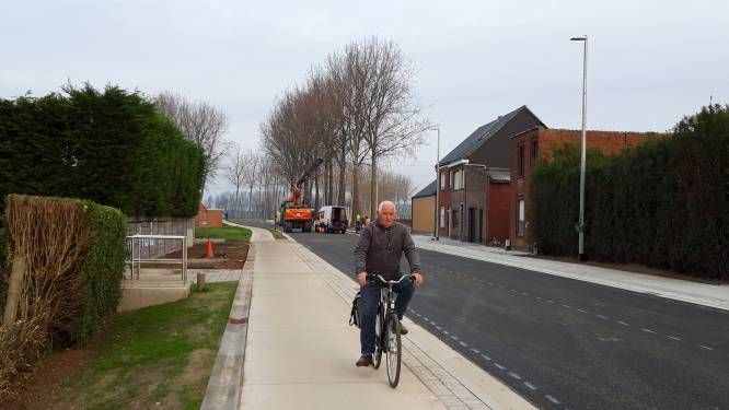 Afgelopen met lange omleiding door polder: N450 terug open voor alle verkeer