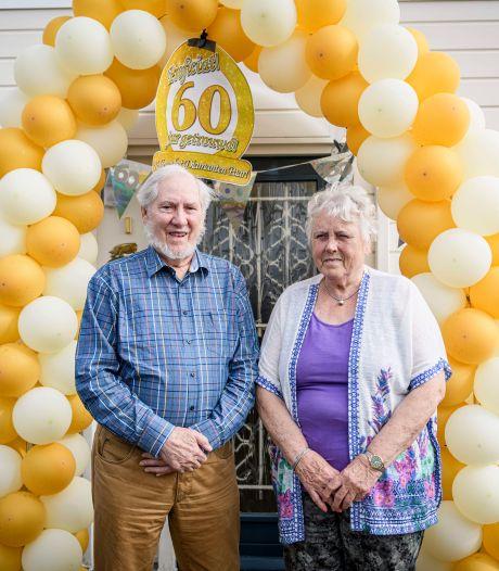 Mini en Henk uit Holten 60 jaar getrouwd: 'We hebben samen heel wat avonturen beleefd'