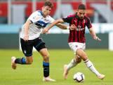 AC Milan raakt verder achterop na remise
