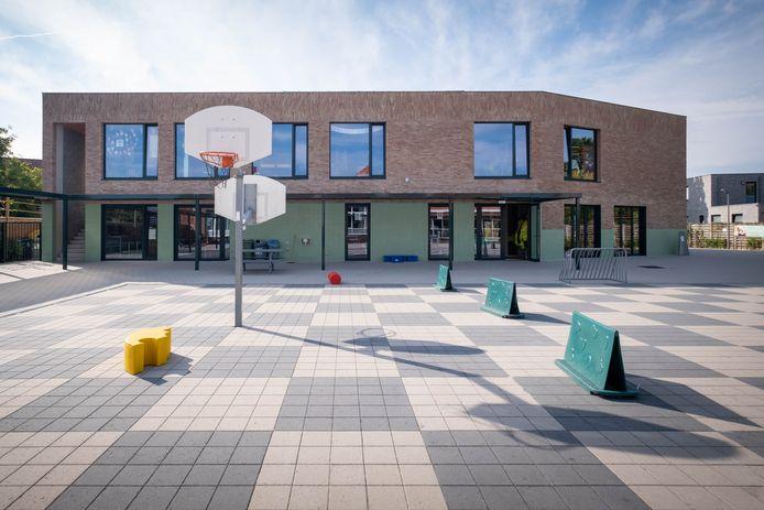 PIJPELHEIDE De nieuwbouw van Basisschool De Hei is klaar