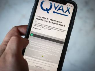 """Meteen kritiek op QVAX: """"Privébedrijf mag je rijksregisternummer niet vragen"""""""