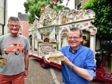 Draaiorgel De Lekkerkerker behoort al 73 jaar tot het Goudse straatbeeld