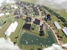 Nieuwe wijk Weleveld Tubbergen stapje dichterbij