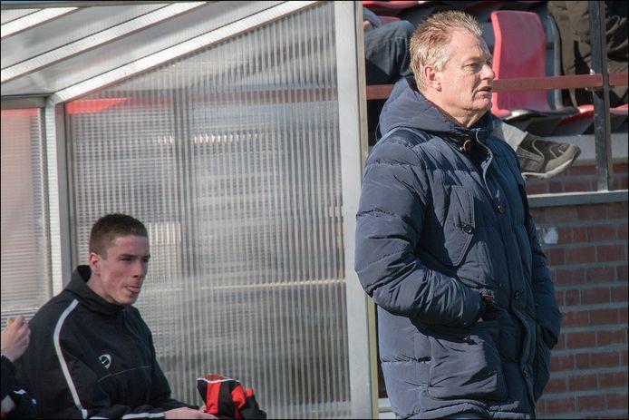 Mari van de Haterd is de nieuwe trainer van Elsendorp