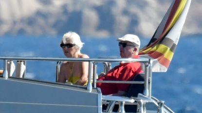 Permanent op congé: Albert en Paola hebben van op vakantie gaan hun beroep gemaakt