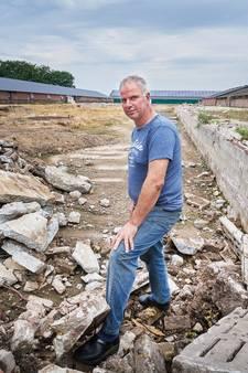 Erpse boer Ricus Kuunders zit na stalbrand in de knel: 'Maatregelen zijn niet te betalen'