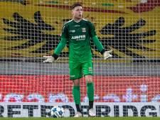Transfer op losse schroeven: Ajax schrikt van vraagprijs Go Ahead Eagles voor doelman Gorter