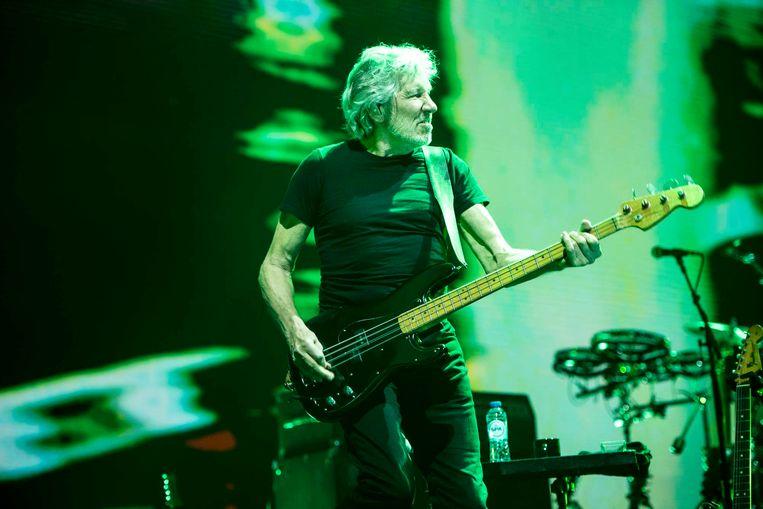 Roger Waters in het Sportpaleis. Beeld Koen Keppens