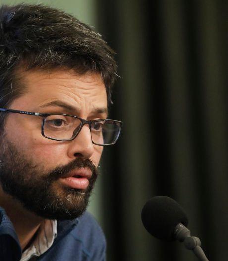 """Emmanuel André sur un nouveau lockdown: """"Maintenant, il est trop tard et nous devons agir très fermement"""""""