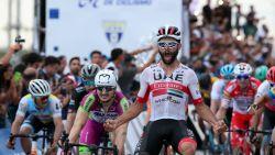 """Gaviria wint sprint in Argentinië: """"Op goede weg voor klassiekers"""""""