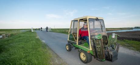 Kou tussen modelvliegers en gemeente Heerde uit de lucht