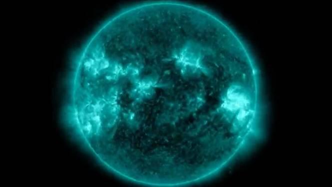 NASA onthult prachtige timelapse: vijf jaar de zon in drie minuten