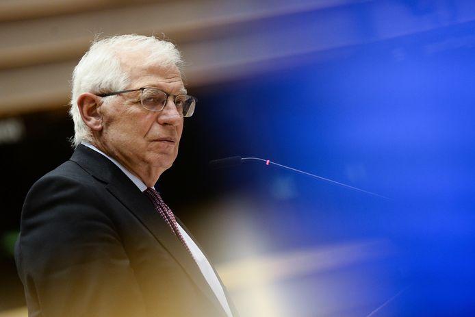 Josep Borrell, chef de la diplomatie européenne