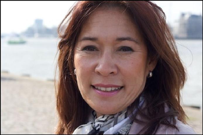 Marjolein van der Meer Mohr. De burgemeester van Rucphen.