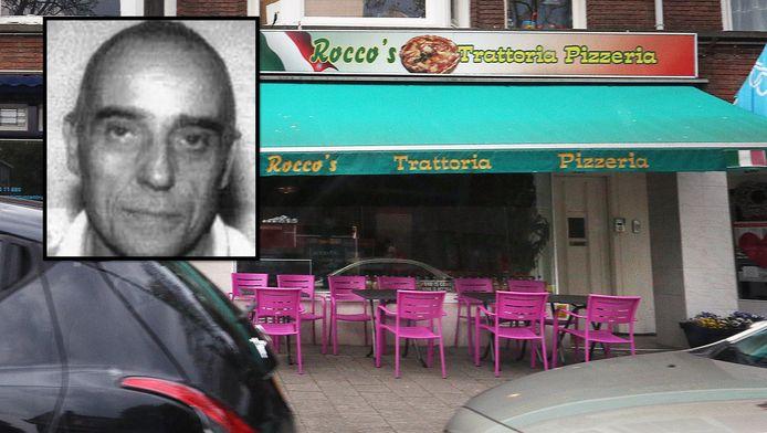 In het restaurant van Rocco kwamen vaak merkwaardige types, aldus de buurtbewoners