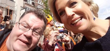 Foto's maken met BN'ers vond Richard (48) geweldig: 'Selfie met Máxima was kroon op z'n werk'