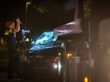 Politie is tweede verdachte dodelijk ongeval Spinozaweg nog niet op het spoor, klopjacht gaat door