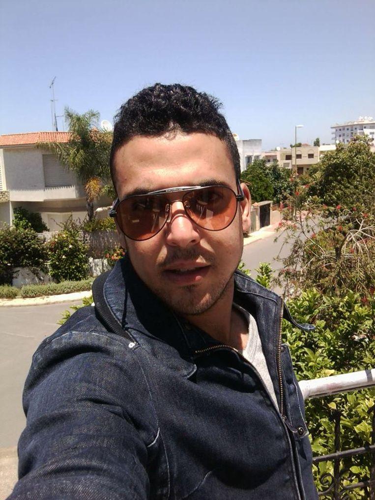 Een verkenner van Abaaoud in Casablanca.  Beeld RV