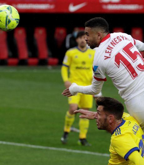 Concurrent De Jong maakt tweede hattrick van de maand bij Sevilla
