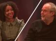 Simone Atanga Bekono en Ronald Giphart.