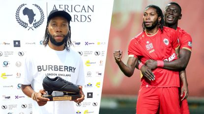"""Mbokani wint Ebbenhouten Schoen, maar waar ligt toekomst? """"Anderlecht, Club of Standard: ik sta voor alles open"""""""
