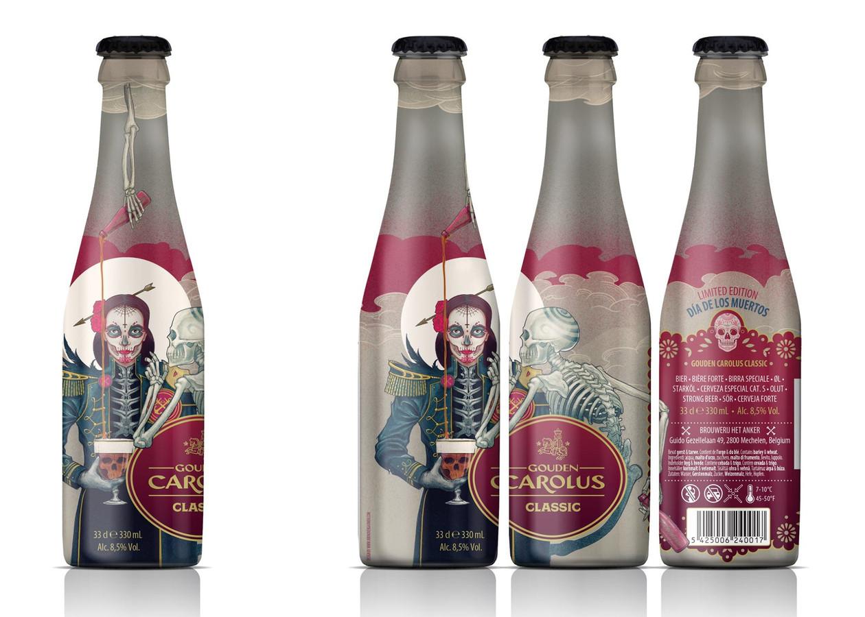 Brouwerij Het Anker lanceert exclusieve flesjes voor hun Gouden Carolus Classic.
