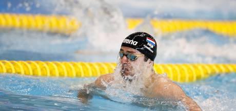 Kamminga scherpt Nederlands record op 50 school aan