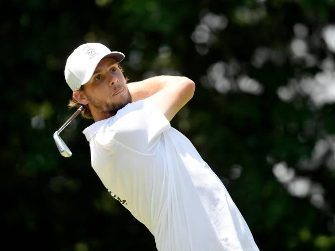 """Pieters en Detry grijpen naast eremetaal in het golftoernooi: """"Het doet pijn om zonder medaille naar huis te gaan, maar ik ben ook trots"""""""