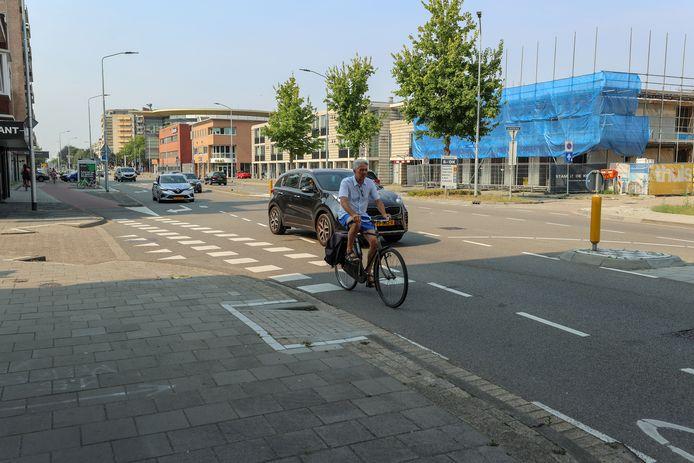 De gemeente Eindhoven gaat onderhoudswerkzaamheden uitvoeren aan het fietspad van de Boschdijk.