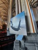 Expo Cross in de Sint-Gertrudiskerk
